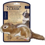 American Classic Chipmunk Dog Toy