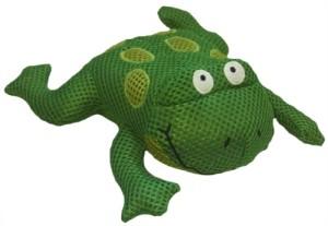 Frog, toy, dog, lulubelles