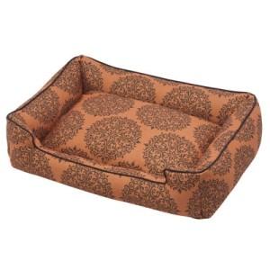 milan, dog bed, jax and bones