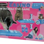 interactive dog toy dog casino