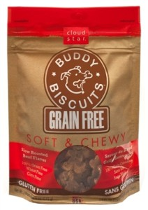 buddy biscuits, beef