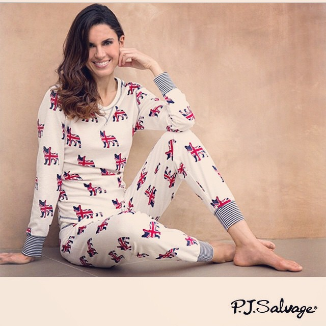 I would love to win these British Lily thermals @pjsalvage is giving away! #britishlily